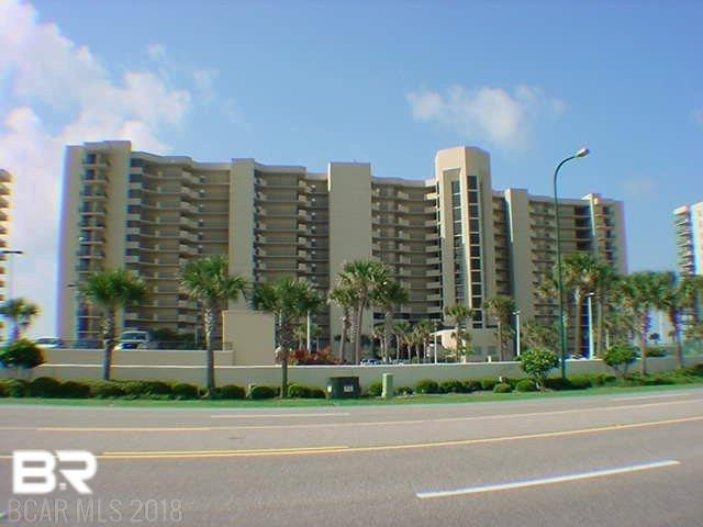 26802 Perdido Beach Blvd #501, Orange Beach, AL 36561 (MLS #279252) :: ResortQuest Real Estate