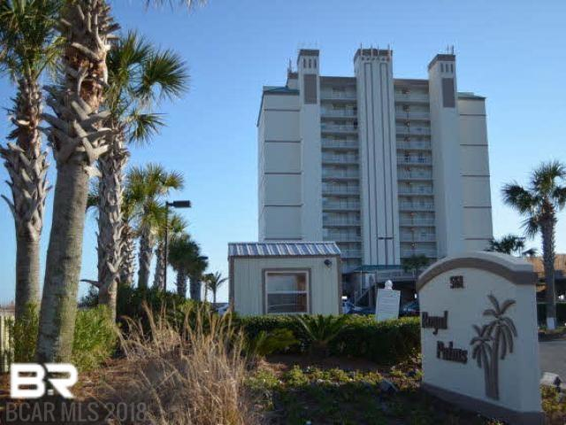 561 E Beach Blvd #906, Gulf Shores, AL 36542 (MLS #279308) :: JWRE Mobile