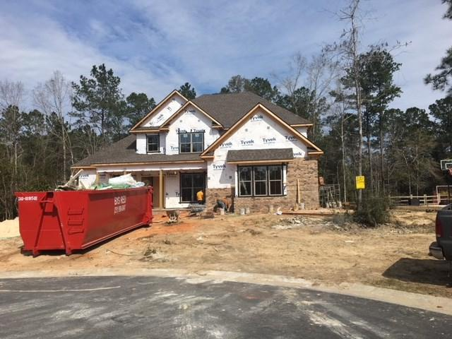 34139 Farrington Lane, Spanish Fort, AL 36527 (MLS #279573) :: Elite Real Estate Solutions