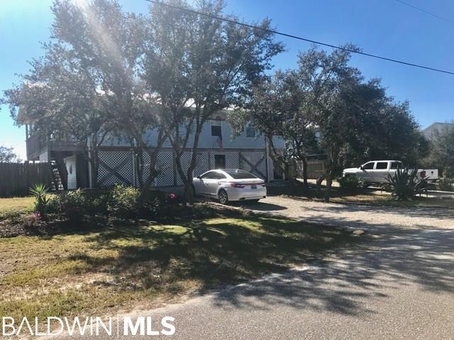 6598 Palmetto Dr, Gulf Shores, AL 36542 (MLS #279652) :: Coldwell Banker Coastal Realty