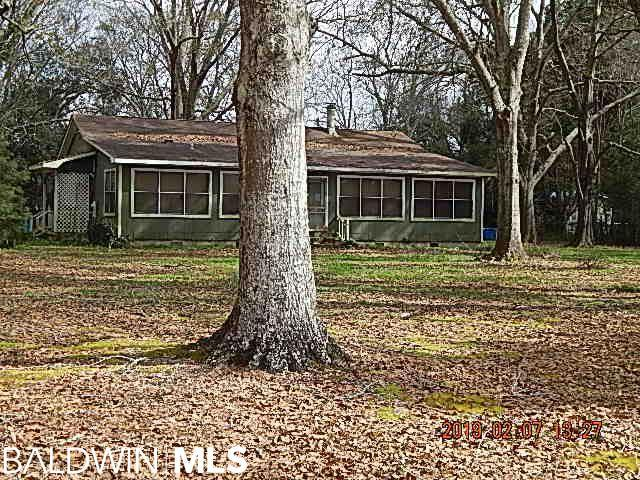 21880 County Road 49, Silverhill, AL 36576 (MLS #279688) :: Gulf Coast Experts Real Estate Team