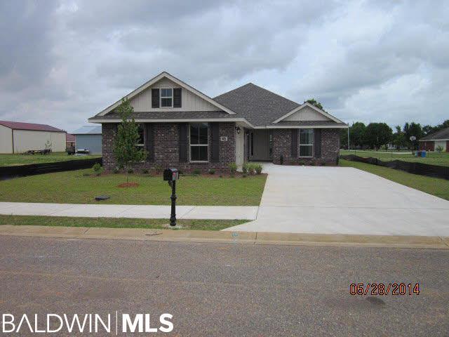 405 Ellington Ave, Fairhope, AL 36532 (MLS #279827) :: Ashurst & Niemeyer Real Estate