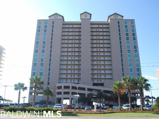 931 W Beach Blvd #1305, Gulf Shores, AL 36542 (MLS #279830) :: The Kim and Brian Team at RE/MAX Paradise