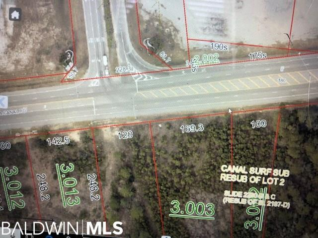 0 Canal Road, Orange Beach, AL 36561 (MLS #279851) :: Jason Will Real Estate