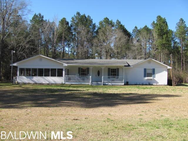2770 N Millry Buckatunna Rd, Millry, AL 36558 (MLS #279855) :: Jason Will Real Estate