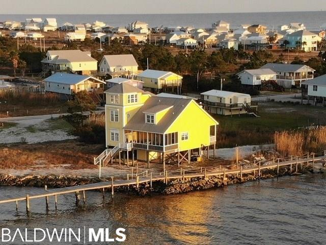 1729 N Breakers Lane, Gulf Shores, AL 36542 (MLS #279933) :: The Kim and Brian Team at RE/MAX Paradise