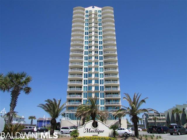 2000 W Beach Blvd #1502, Gulf Shores, AL 36542 (MLS #280351) :: JWRE Mobile