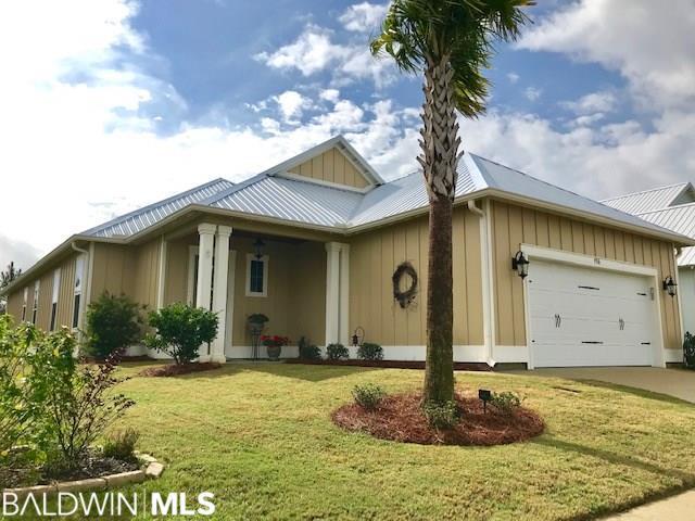 4916 E Cypress Loop, Orange Beach, AL 36561 (MLS #280463) :: Gulf Coast Experts Real Estate Team