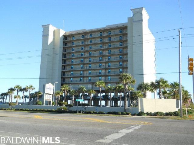 201 E Beach Blvd #801, Gulf Shores, AL 36542 (MLS #280465) :: Gulf Coast Experts Real Estate Team