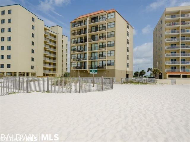 511 E Beach Blvd #606, Gulf Shores, AL 36542 (MLS #280544) :: ResortQuest Real Estate