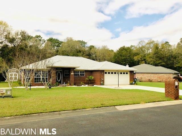 10707 Mahogany Ln, Lillian, AL 36549 (MLS #280589) :: ResortQuest Real Estate
