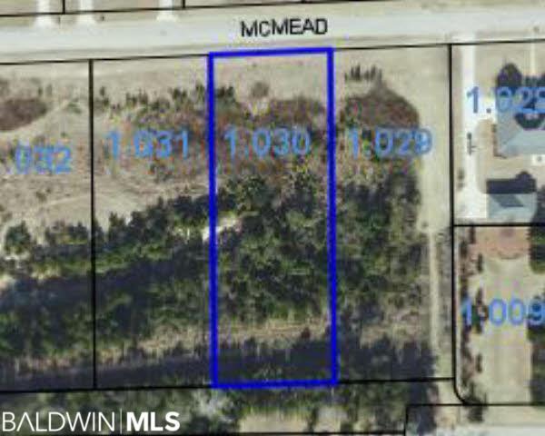 0 Mcmead Drive, Brewton, AL 36426 (MLS #280660) :: Elite Real Estate Solutions
