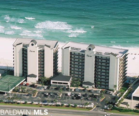 26266 Perdido Beach Blvd #602, Orange Beach, AL 36561 (MLS #281130) :: Elite Real Estate Solutions