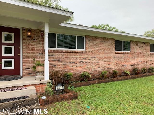7311 Riverwood Drive East, Foley, AL 36535 (MLS #281160) :: Elite Real Estate Solutions