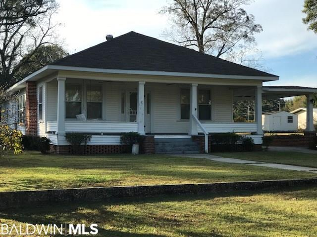 404 Alco Drive, Brewton, AL 36426 (MLS #281217) :: Elite Real Estate Solutions
