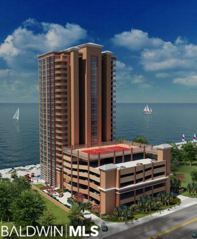 801 W Beach Blvd #1201, Gulf Shores, AL 36542 (MLS #281242) :: ResortQuest Real Estate
