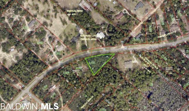 0 County Road 99, Lillian, AL 36549 (MLS #281730) :: Elite Real Estate Solutions
