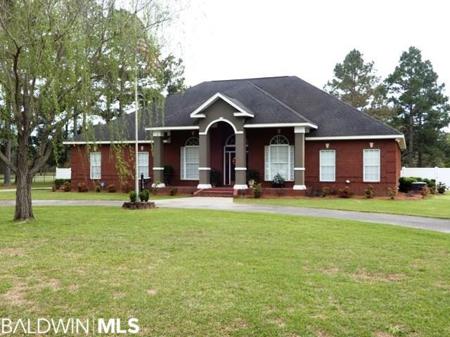 1519 Grubbs Street, Atmore, AL 36502 (MLS #281795) :: Jason Will Real Estate
