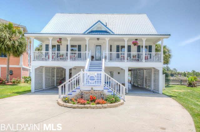 4146 Harbor Road, Orange Beach, AL 36561 (MLS #281915) :: Gulf Coast Experts Real Estate Team