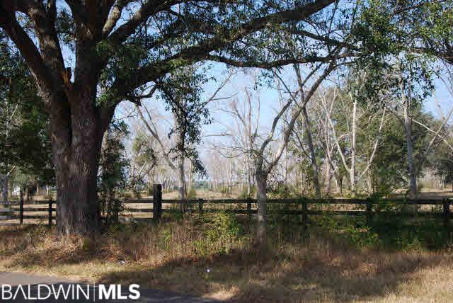 0 S Holston Lane, Silverhill, AL 36576 (MLS #282199) :: The Kim and Brian Team at RE/MAX Paradise