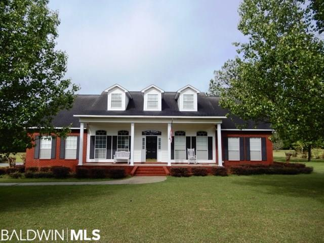 812 Whippoorwill Lane, Atmore, AL 36502 (MLS #282310) :: Ashurst & Niemeyer Real Estate