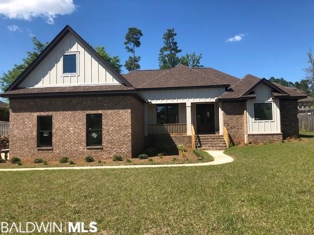 53 Cambron Trail, Spanish Fort, AL 36527 (MLS #282722) :: Jason Will Real Estate