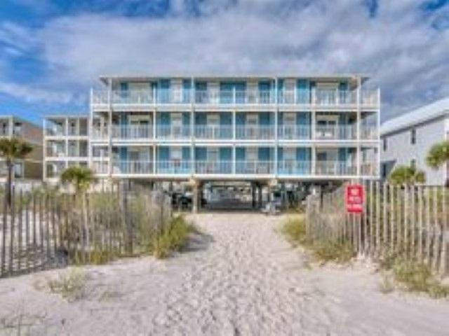 1129 W Beach Blvd #110, Gulf Shores, AL 36542 (MLS #282946) :: The Kim and Brian Team at RE/MAX Paradise