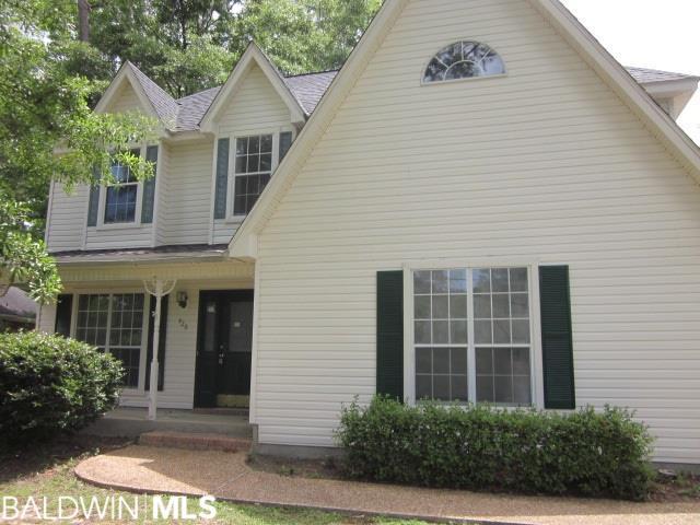 426 Ridgewood Drive, Daphne, AL 36526 (MLS #283543) :: Coldwell Banker Coastal Realty