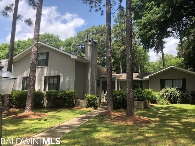 707 Holly Dr, Fairhope, AL 36532 (MLS #283628) :: Gulf Coast Experts Real Estate Team