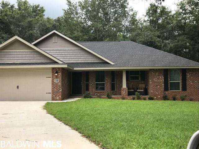 13180 Royster Court, Foley, AL 36535 (MLS #284216) :: The Dodson Team