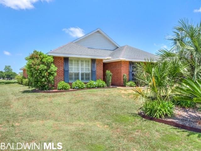 1464 W Fairway Drive, Gulf Shores, AL 36542 (MLS #284504) :: Coldwell Banker Coastal Realty
