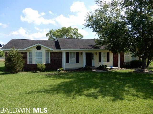 886 Robinsonville Road, Atmore, AL 36502 (MLS #284665) :: Jason Will Real Estate