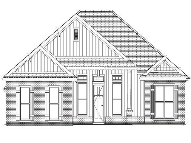 16815 Hammel Dr, Summerdale, AL 36580 (MLS #284681) :: Elite Real Estate Solutions