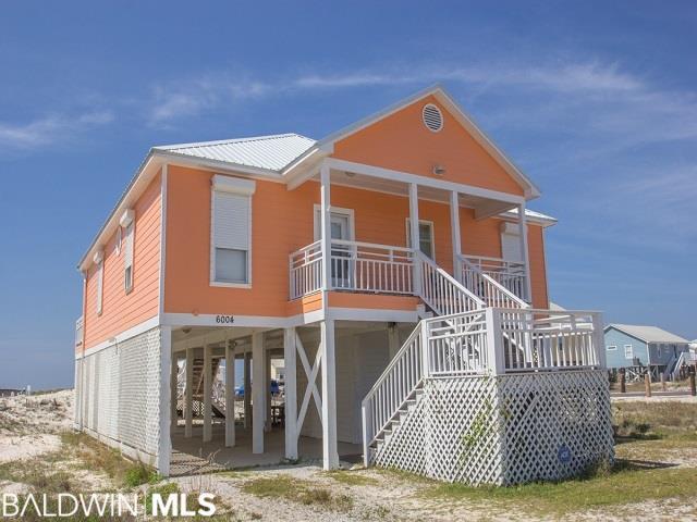 6004 Sawgrass Drive, Gulf Shores, AL 36542 (MLS #284787) :: ResortQuest Real Estate