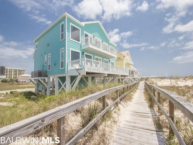 1428 W Dune Drive, Gulf Shores, AL 36542 (MLS #284854) :: Coldwell Banker Coastal Realty