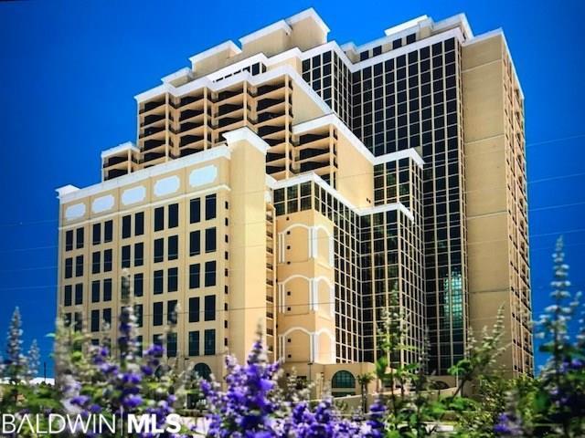 23450 Perdido Beach Blvd #609, Orange Beach, AL 36561 (MLS #284859) :: Elite Real Estate Solutions