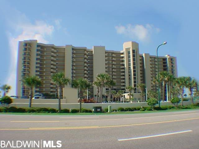 26800 Perdido Beach Blvd #807, Orange Beach, AL 36561 (MLS #285090) :: Gulf Coast Experts Real Estate Team