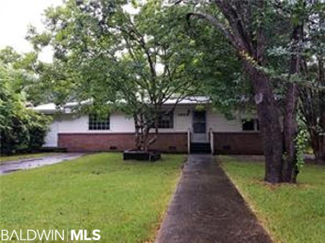 1604 Dover Street, Mobile, AL 36618 (MLS #285119) :: Elite Real Estate Solutions
