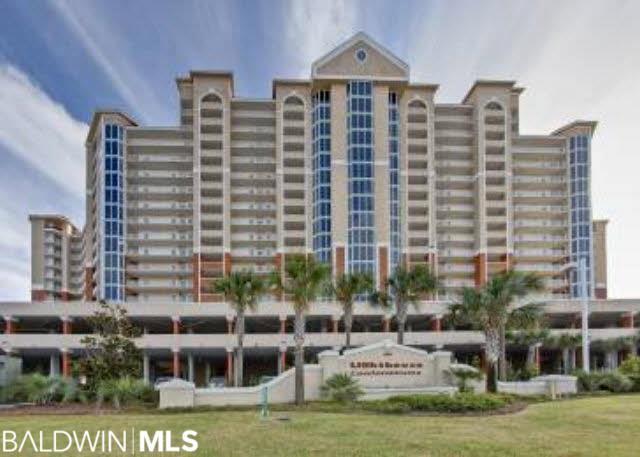 455 E Beach Blvd #1509, Gulf Shores, AL 36542 (MLS #285231) :: Gulf Coast Experts Real Estate Team