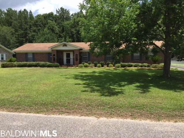 117 Woodmere Dr, Brewton, AL 36426 (MLS #285529) :: Elite Real Estate Solutions