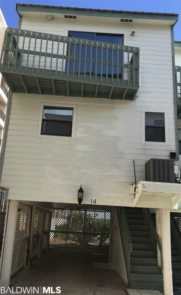554 E Beach Blvd #14, Gulf Shores, AL 36542 (MLS #285573) :: Ashurst & Niemeyer Real Estate