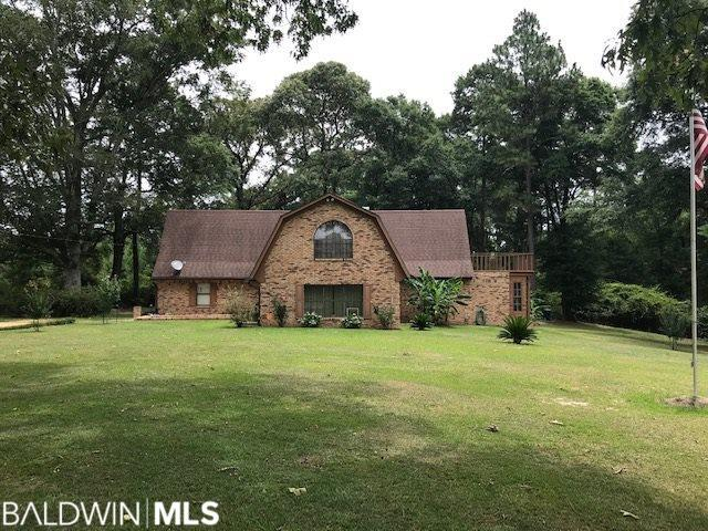116 Phill Road, Brewton, AL 36426 (MLS #285887) :: Elite Real Estate Solutions