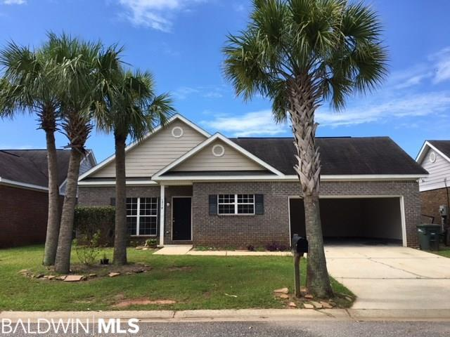 1318 Dominoe Trail, Foley, AL 36535 (MLS #286346) :: Jason Will Real Estate