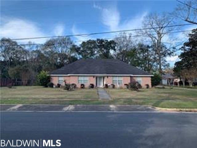 8370 North Street, Citronelle, AL 36522 (MLS #286347) :: Elite Real Estate Solutions