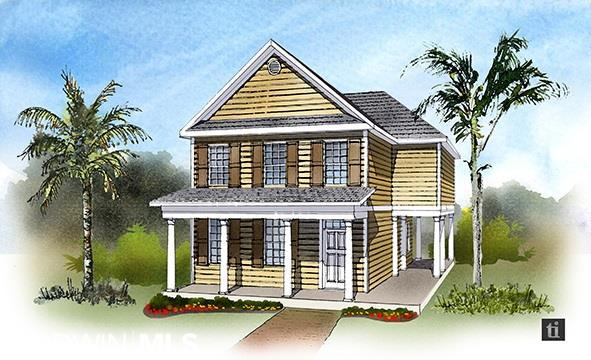 1279 Mako Loop, Gulf Shores, AL 36542 (MLS #286495) :: The Dodson Team