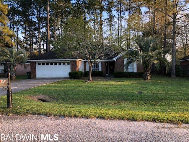508 Loblolly Ct, Foley, AL 36535 (MLS #286647) :: Ashurst & Niemeyer Real Estate