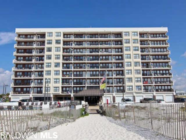 333 W Beach Blvd #610, Gulf Shores, AL 36542 (MLS #286735) :: ResortQuest Real Estate
