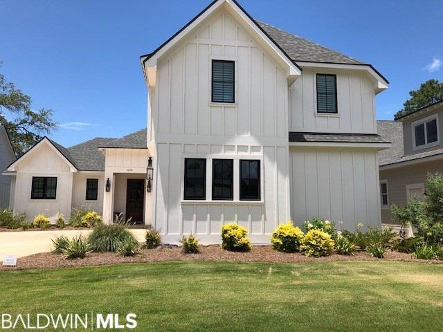 435 Colony Drive, Fairhope, AL 36532 (MLS #286753) :: Jason Will Real Estate