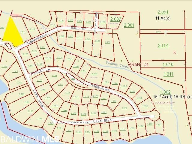 0 Balin Drive, Spanish Fort, AL 36527 (MLS #287087) :: Gulf Coast Experts Real Estate Team