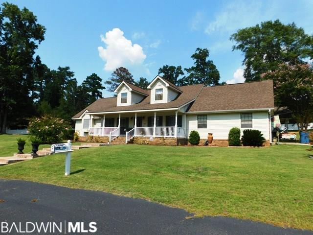 3700 Appleton Road, Brewton, AL 36426 (MLS #287382) :: Elite Real Estate Solutions